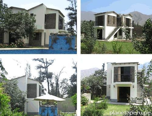 Fotos de casa de campo bungalow con piscina en chaclacayo for Fotos de casas de campo con piscina