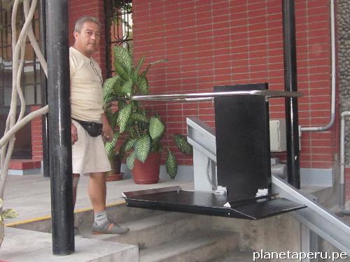 Fotos de salvaescaleras plataformas elevadores para for Elevadores salvaescaleras precios