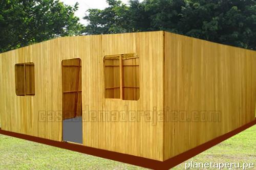 Fotos de casas prefabricadas de madera en san juan de - Fotos casas de madera prefabricadas ...