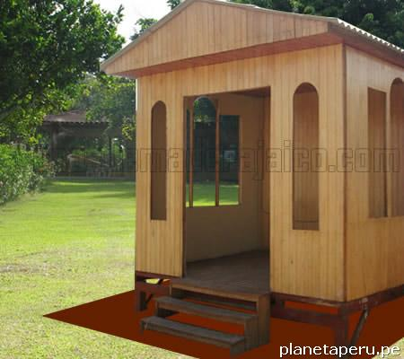 Fotos de casas prefabricadas de madera en san juan de for Fotos de casas prefabricadas