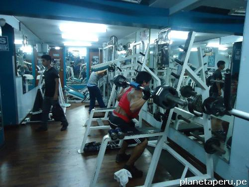caroline gym gimnasio en san juan de miraflores p gina web