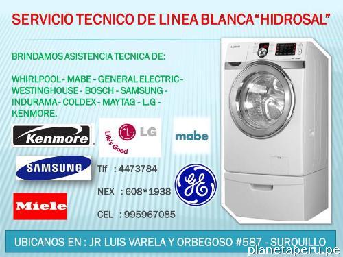 Servicio t cnico de electrodom sticos 4473784 en los - Servicio tecnico de general electric ...