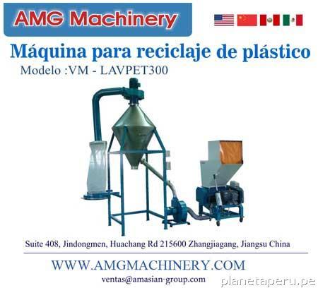 Fotos de maquinaria para reciclaje de pl stico m quinas - Maquina de reciclaje de plastico ...