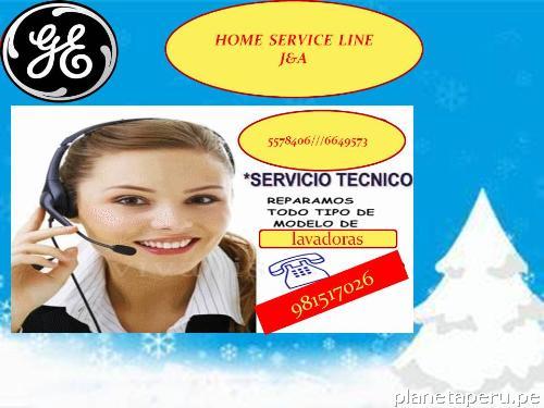 Fotos de servicio t cnico lavadoras general electric lima - Servicio tecnico de general electric ...