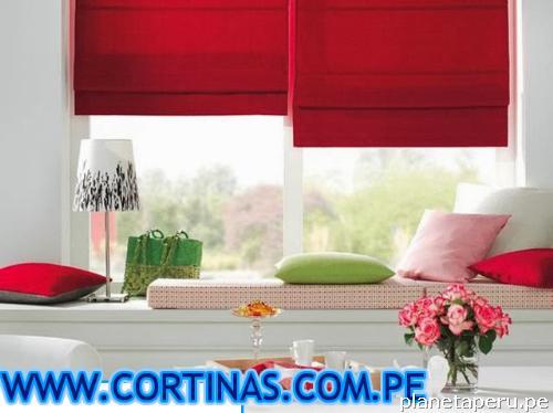 Fotos de confecci n de cortinas estores tapizones - Precio de confeccion de cortinas ...