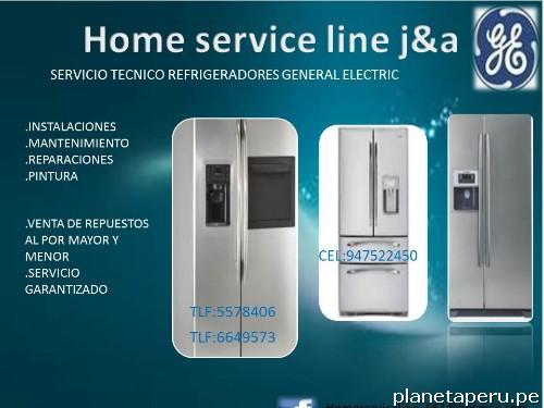 Fotos de servicio t cnico refrigeradores general electric - Servicio tecnico de general electric ...