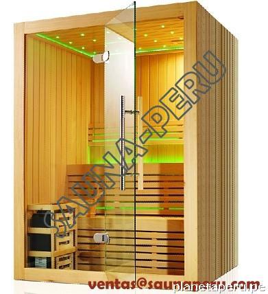 Saunas construcci n y equipamientos per en ica capital - Construccion de saunas ...