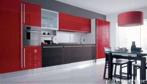 Fotos de Muebles de cocina con tablero de granito mármol cuarzo en
