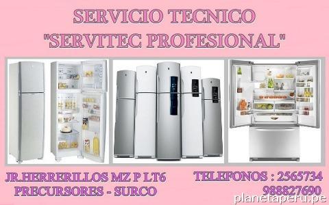 Servicio t cnico refrigeradores general electric lima - Servicio tecnico de general electric ...
