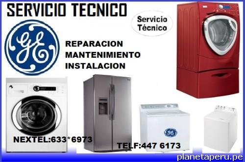 Servicio t cnico de refrigeradoras general electric en - Servicio tecnico de general electric ...