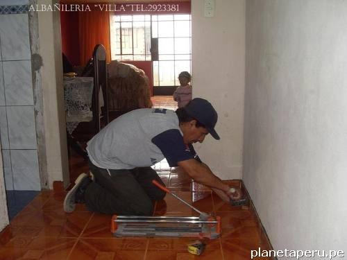 Enchapado De Cerámica Y Porcelanato en Chiclayo: página web