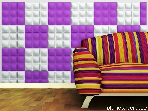 Paneles decorativos 3d en los olivos tel fono - Paneles decorativos 3d ...