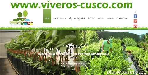 Paisajismo y jardiner a y viveros cusco en cusco capital for Viveros en capital