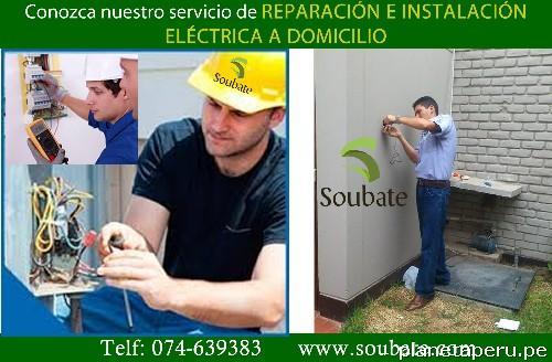 Electricista servicio a domicilio en chiclayo tel fono - Electricista a domicilio ...