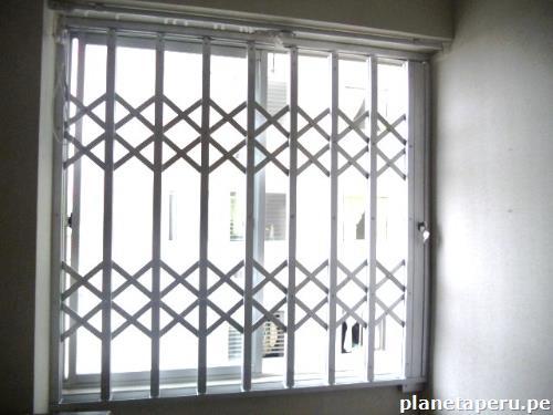 Fotos de rejas plegadizas plegables 100 aluminio para - Puertas plegables aluminio ...